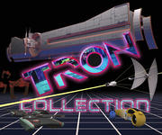 TRON Collection 3d model