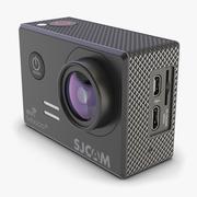 Action Camera SJ5000 Plus 3d model