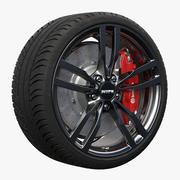 Nitro Speed 3d model