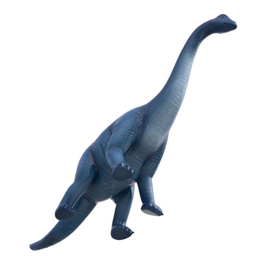 Dinosaur Toy Brachiosaurus royalty-free 3d model - Preview no. 9
