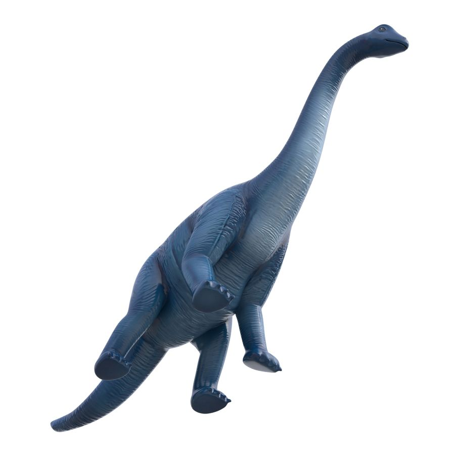 Dinosaur Toy Brachiosaurus royalty-free 3d model - Preview no. 9