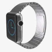 Apple Watch 38мм Ссылка Браслет 2 3d model