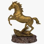 馬の像2G 3d model