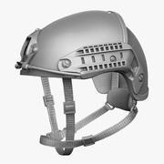 Modalità casco ATX 3d model