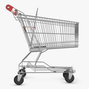 Shopping Cart 1 3d model