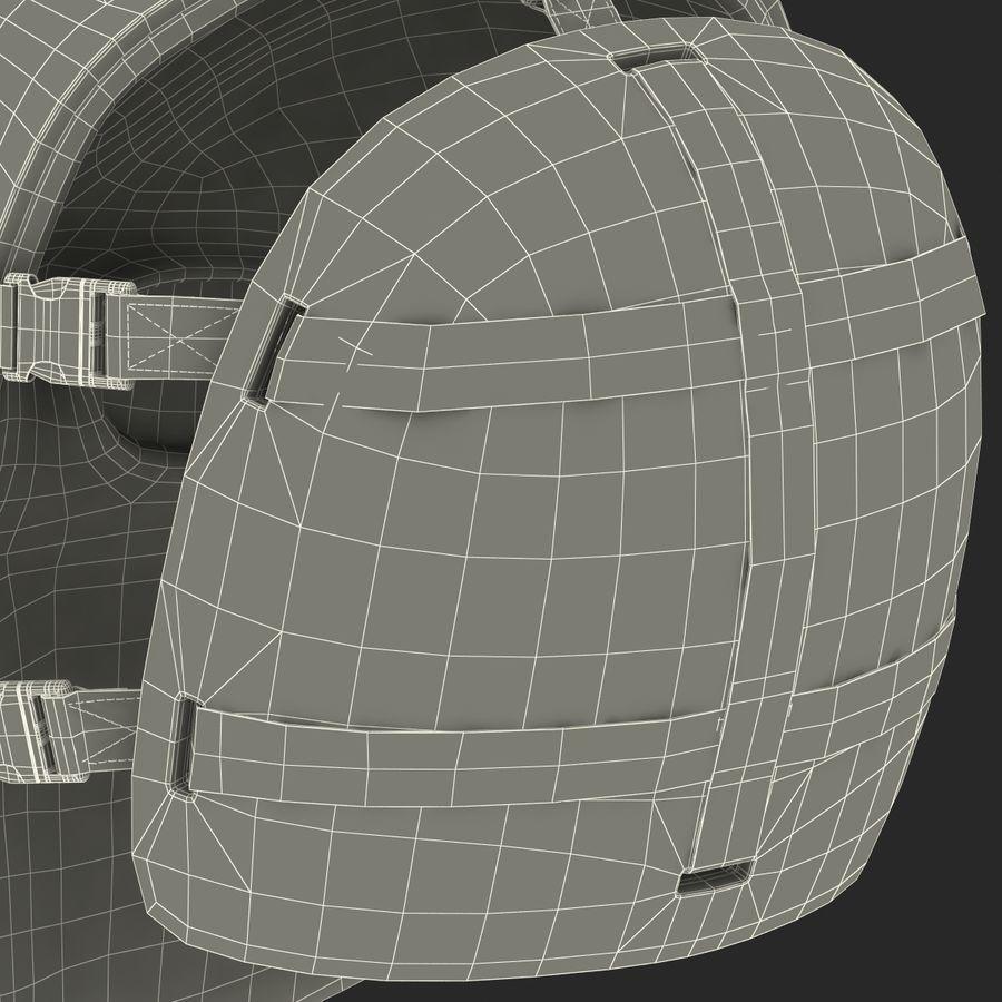 Masque de hockey 2 royalty-free 3d model - Preview no. 30