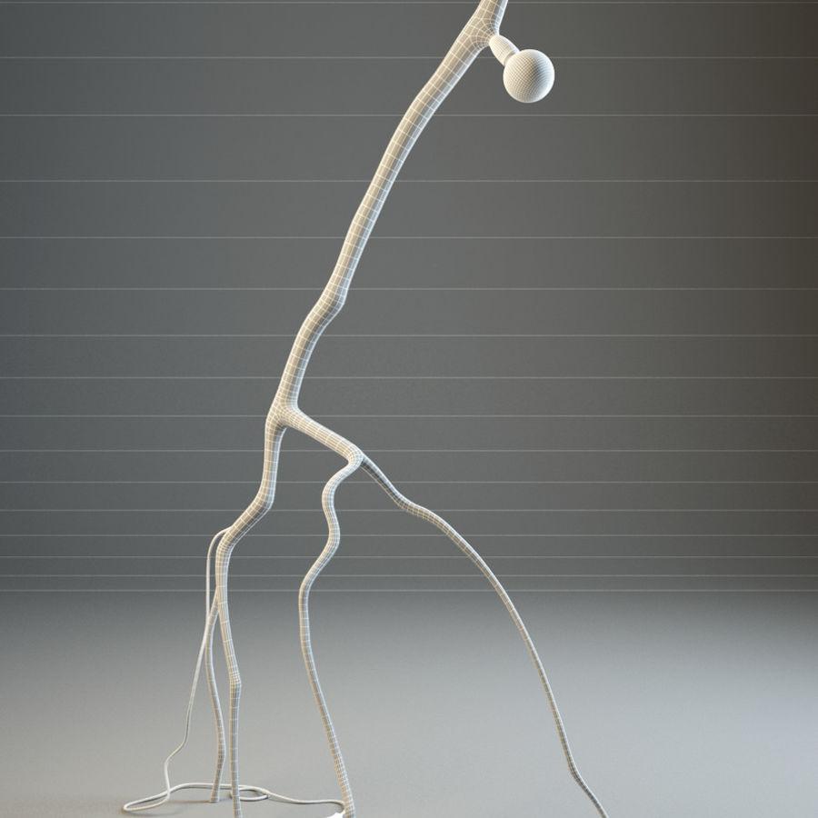 Tree Branch Lamp 3d Model 5 Obj Max Free3d