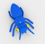insetto 3d model