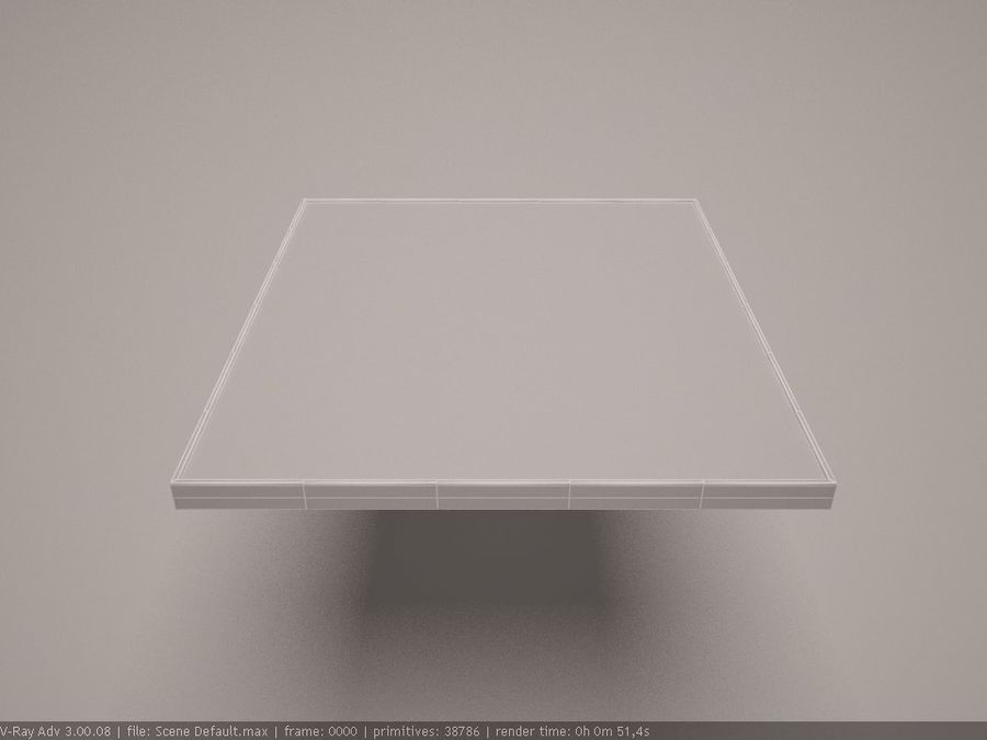 cooktop royalty-free 3d model - Preview no. 8