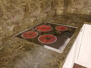 Płyta kuchenna 3d model