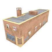 Old City House 3d model