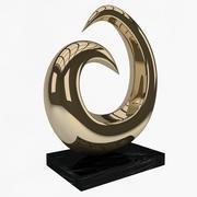 Skulptur 3d model