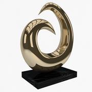 Escultura 3d model
