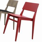 Sandalye al 3d model