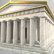 古罗马建筑 3d model