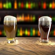 Pintas De Cerveza modelo 3d