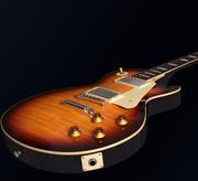 Les Paul 3d model