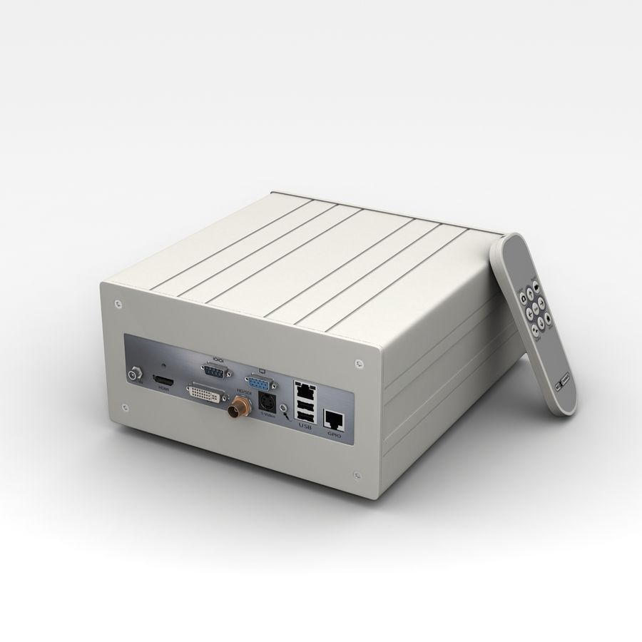 medical equipment royalty-free 3d model - Preview no. 2