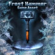 Frost Hammer 3d model