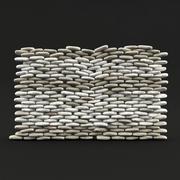石材面板 3d model