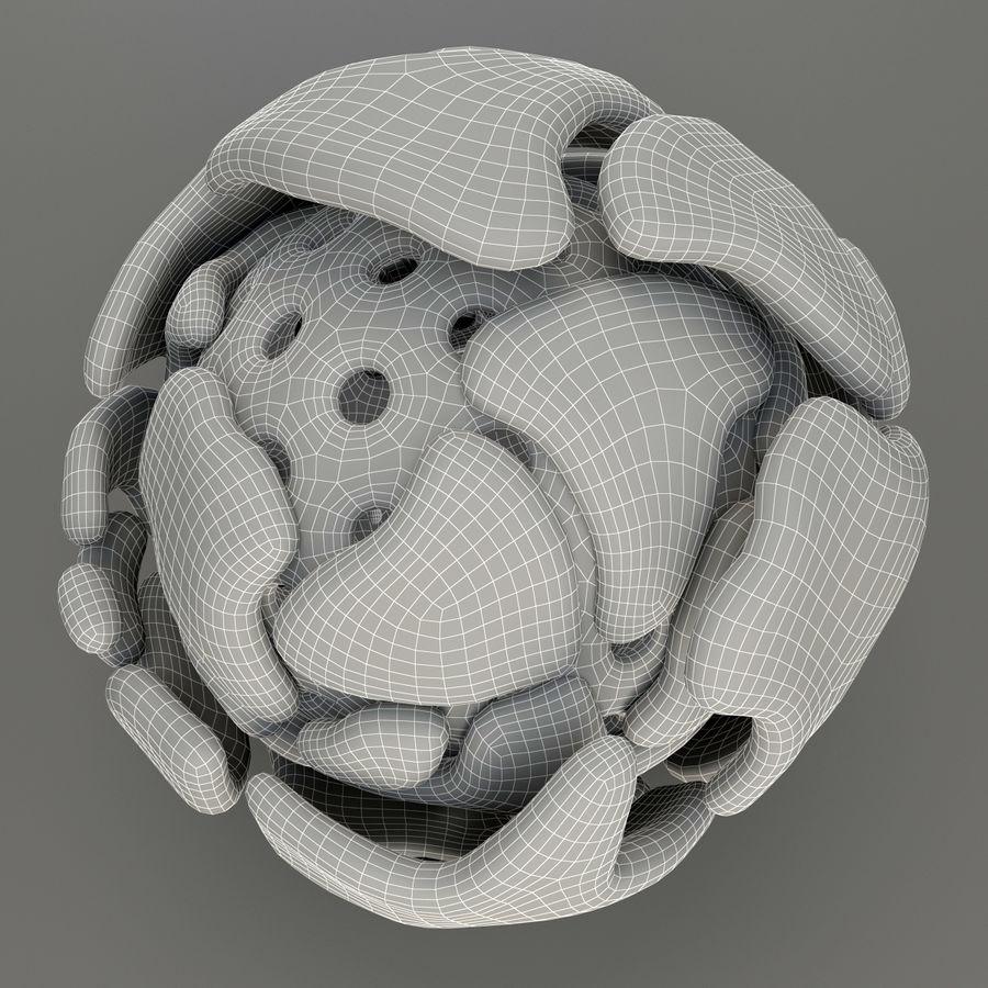 Основная клетка royalty-free 3d model - Preview no. 9