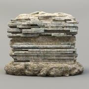 Pierre calcaire 3d model