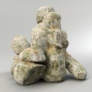 岩石 3d model