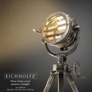 EICHHOLTZ落地灯Royal master sealight 3d model
