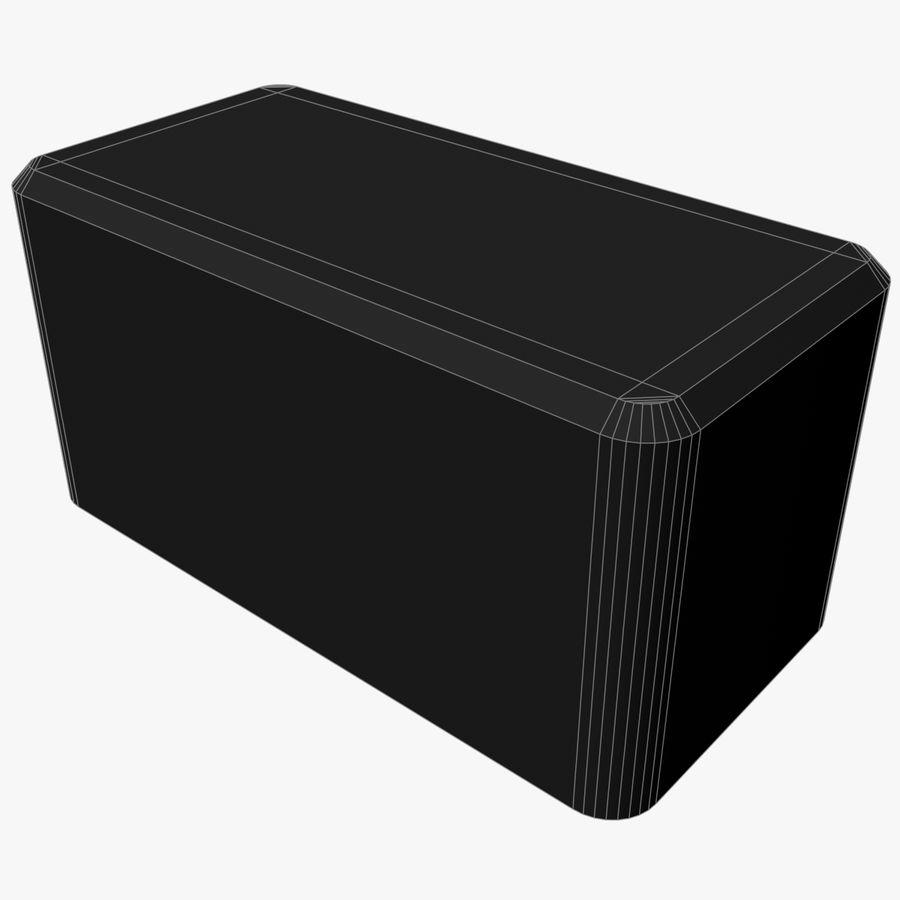 金属供应箱 royalty-free 3d model - Preview no. 10