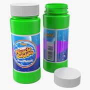 Bubbles Bottle 3D模型 3d model
