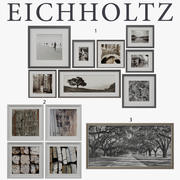 Eichholtz Prints 3d model