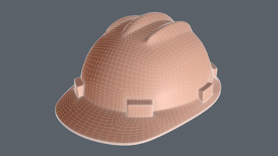 Elmetto da cantiere royalty-free 3d model - Preview no. 9