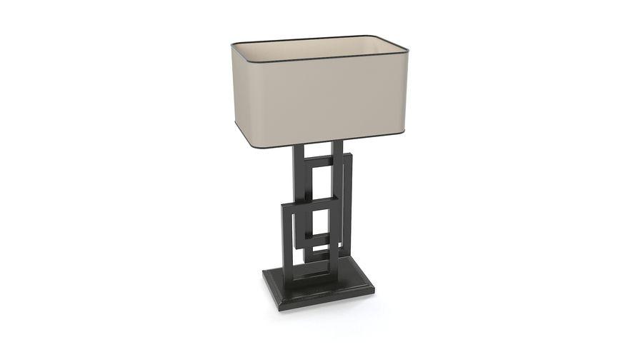 Güzel Sanatlar Lambaları EDGE TABLE Lamp royalty-free 3d model - Preview no. 4