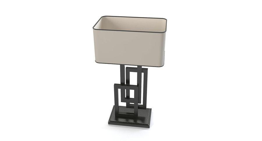 Güzel Sanatlar Lambaları EDGE TABLE Lamp royalty-free 3d model - Preview no. 3