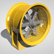 Industrial Fan 3d model