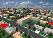 ご近所 3d model