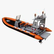 インフレータブルボート2 3d model