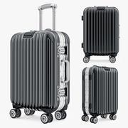 여행 가방 여행 가방 3d model