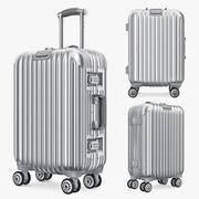 여행 가방 짐 부대 여행 Kingtrip은 3d model