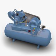空气压缩机 3d model