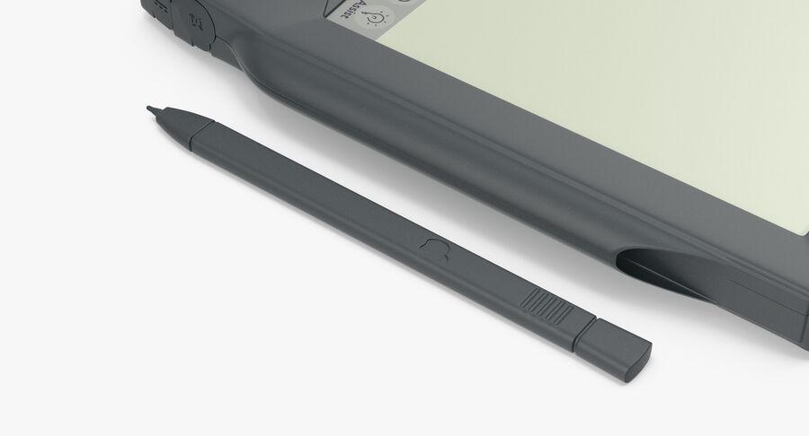 苹果牛顿留言板(OMP) royalty-free 3d model - Preview no. 10