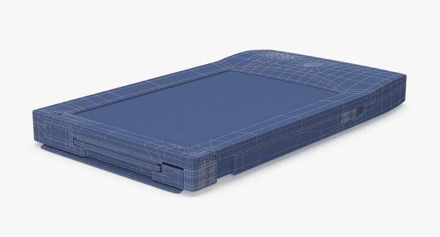 苹果牛顿留言板(OMP) royalty-free 3d model - Preview no. 16