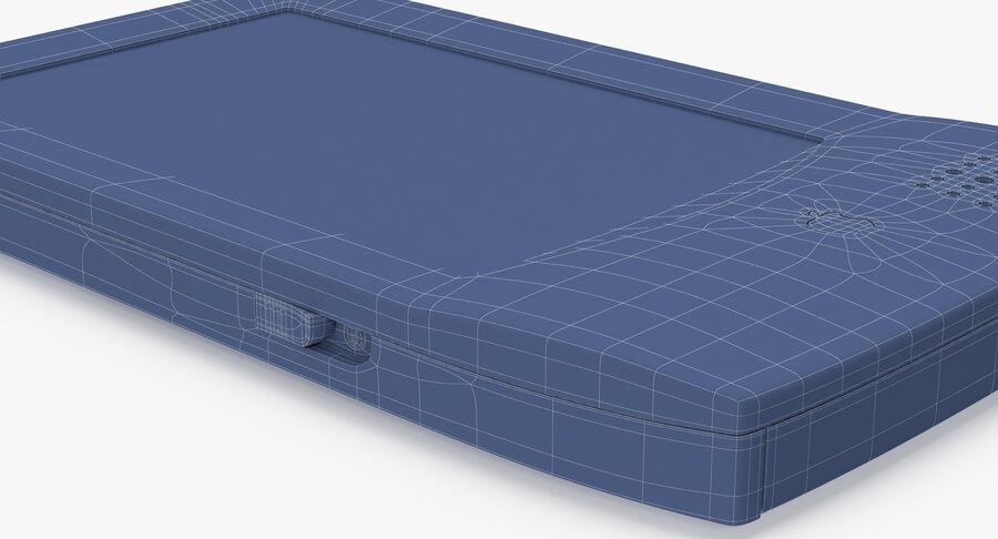 苹果牛顿留言板(OMP) royalty-free 3d model - Preview no. 15