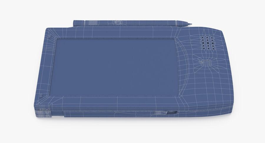 苹果牛顿留言板(OMP) royalty-free 3d model - Preview no. 11