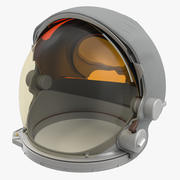 NASA Space Helmet 2 3d model