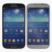 Samsung Galaxy S4 Set 3d model