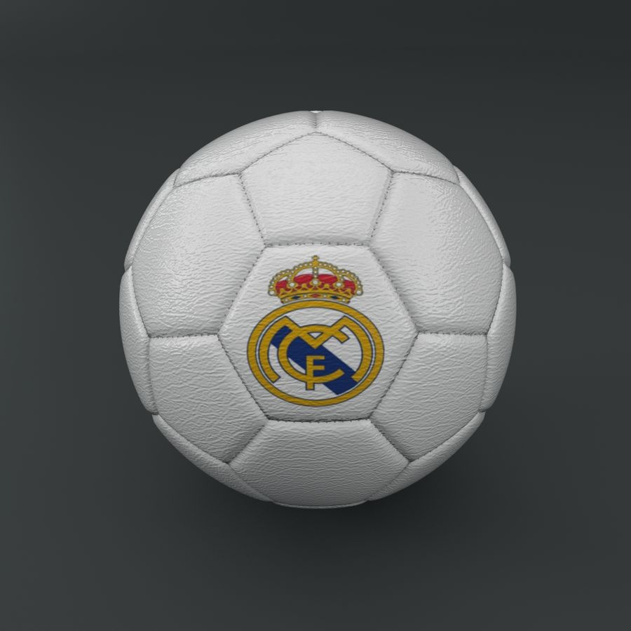 Fútbol americano royalty-free modelo 3d - Preview no. 1