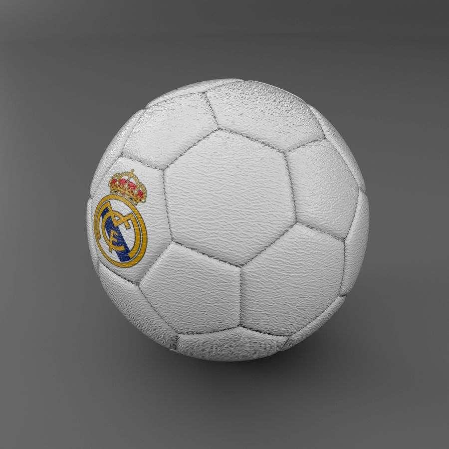 Fútbol americano royalty-free modelo 3d - Preview no. 3