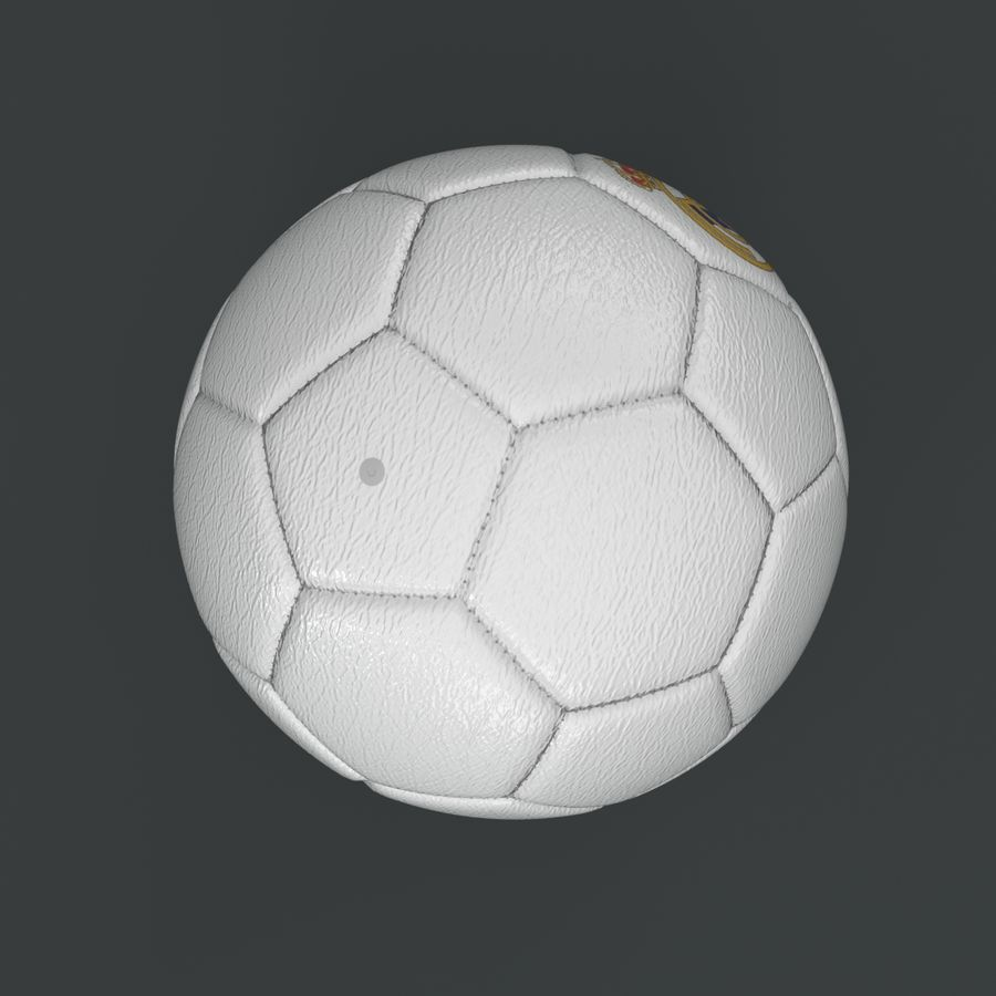Fútbol americano royalty-free modelo 3d - Preview no. 2