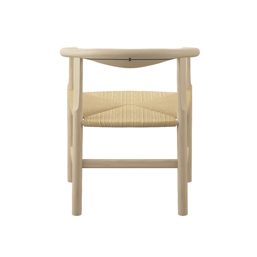 Krzesło PP201 - Hans J Wegner royalty-free 3d model - Preview no. 9
